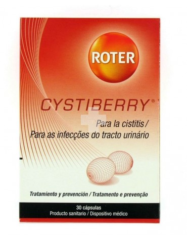 ROTER CYSTIBERRY 30 CAPS