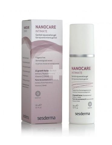 Nanocare intimate gel rejuvenecimiento genital 30 ml