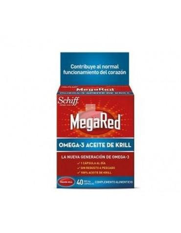 Megared 500 mg 40 Cápsulas