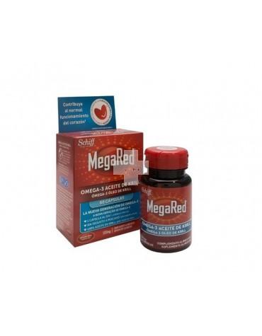 Megared 500 mg 60 Cápsulas