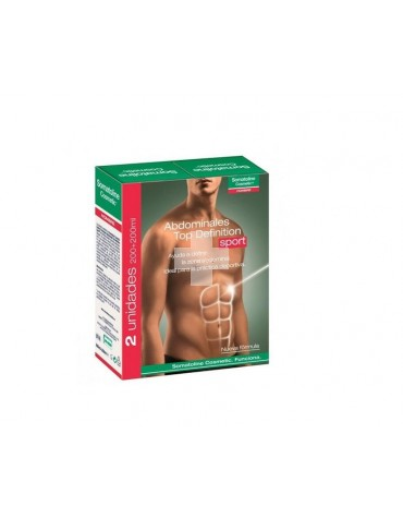 Somatoline Cosmetic tratamiento abdominales top definition 200+200ml