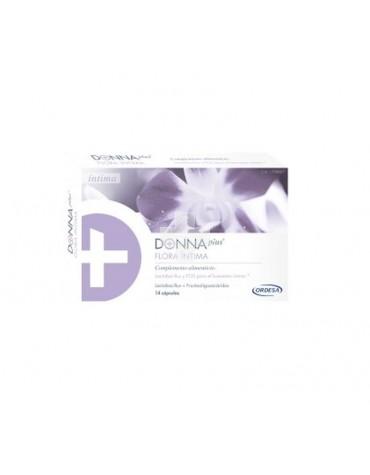 Donnaplus Flora Intima 14 caps