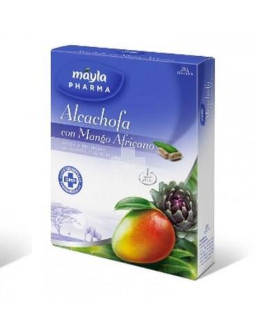 Alcachofa con mango Africano, diurética y depurativa