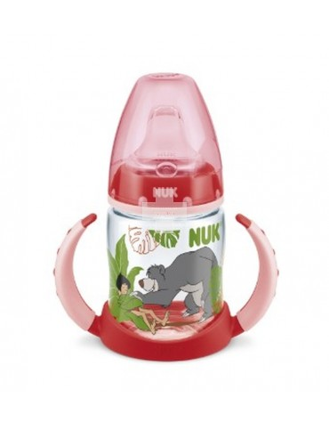 BIBERON FC PP NUK ENTRENA 150 ML JUNGLE BOOK