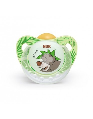 CHUPETE LATEX NUK JUNGLE BOOK T2