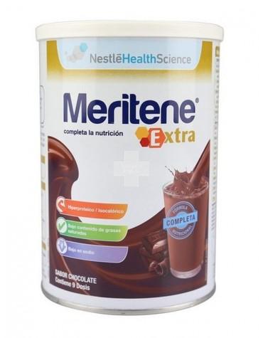 MERITENE EXTRA 450 G CHOCOLATE