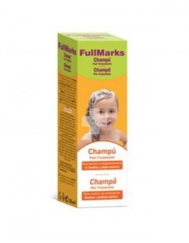 Champú Post-Tratamiento Piojos Fullmarks 150 ml