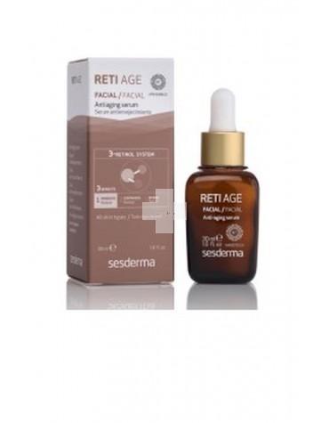 Retiage Facial Sérum Antiarrugas 30 ml corrige los signos del envejecimiento