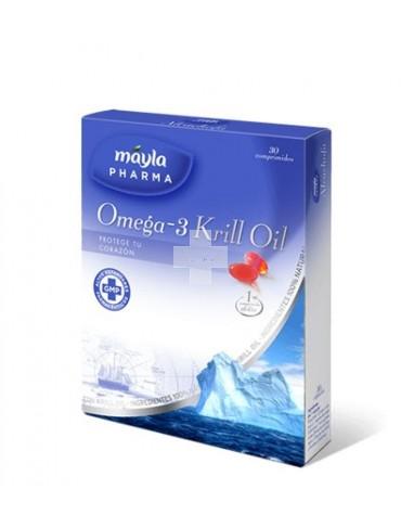 Omega 3 Krill Oil 30 cápsulas