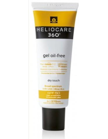 Heliocare 360º SPF 50 Fluido Gel Oil Free Protec
