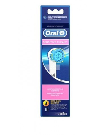 Recambio Oral-B Sensitive 3 uds