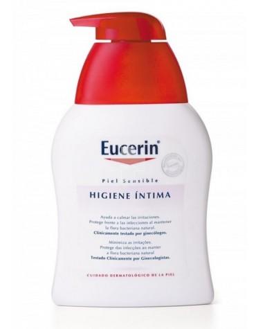 EUCERIN PIEL SENSIBLE HIGIENE INTIMA 400 ML