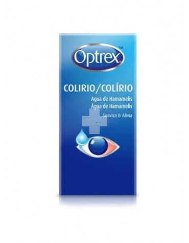 Optrex colirio 10 ml