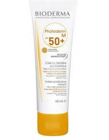 PHOTODERM M SPF50+ CREMA COLOR DORADO (40ML)