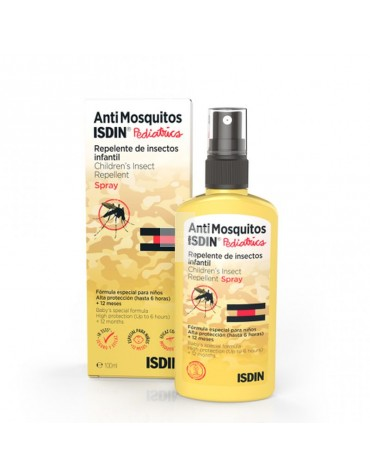 Anti Mosquitos Isdin Pediatrics 100 ml