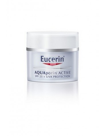 EUCERIN AQUAPORIN ACTIVE CREMA HIDRATANTE FPS 25 - 50 ml