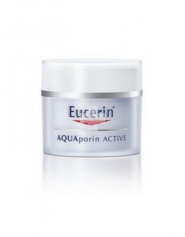 EUCERIN AQUAPORIN ACTIVE CREMA HIDRATANTE P. SECA - 50 ml