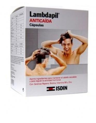 Lambdapil anticaída 180 cápsulas ( tratamiento para 3 meses)