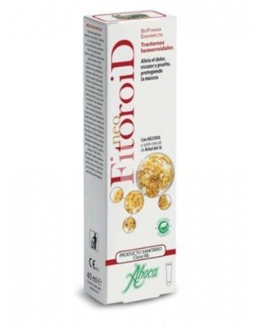 NeoFitoroid Pomada, para las hemorroides, apto durante embarazo y lactancia