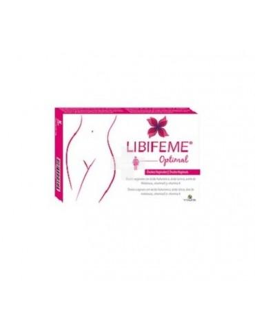 Libifeme Optimal Ovulos Vaginales 5 uds
