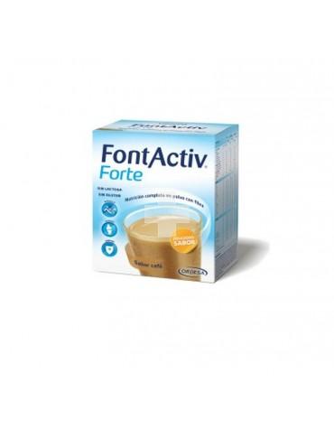 Fontactiv Forte sabor café 14 sobres