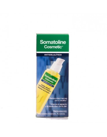 Somatoline Cosmetic aceite-sérum anticelulítico intensivo 125 ml