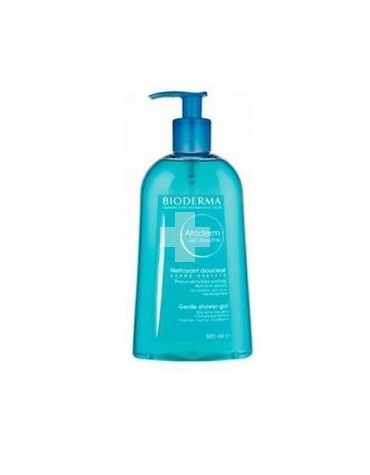 Atoderm gel douche piel seca Bioderma  500 ml
