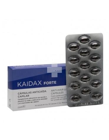 Kaidax Forte Anticaída 60 cápsulas