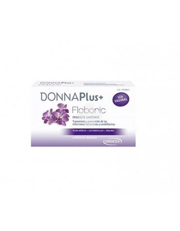 Donnaplus+ Floboric 7 cápsulas