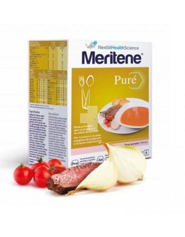 MERITENE PURÉ BUEY GUISADO 450G