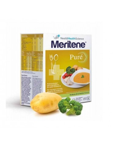 MERITENE PURÉ VERDURAS DE LA HUERTA 450G