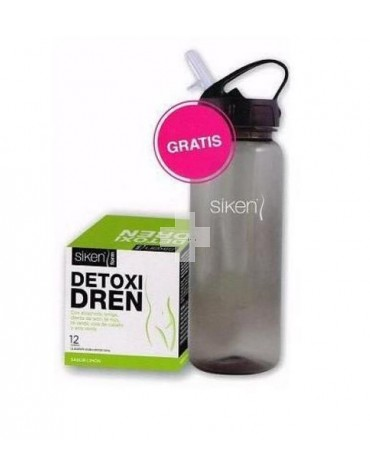 Sikenform Detoxidren 12 sobres