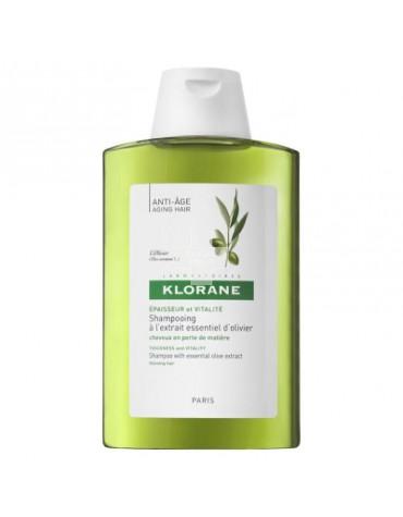 Champú Klorane al extracto esencial de Olivo 400 ml