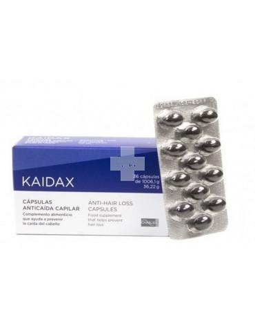 KAIDAX 36 CAPSULAS