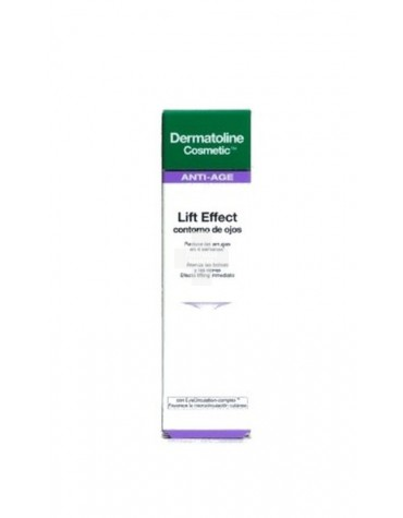 Dermatoline LIFT EFFECT Contorno de Ojos