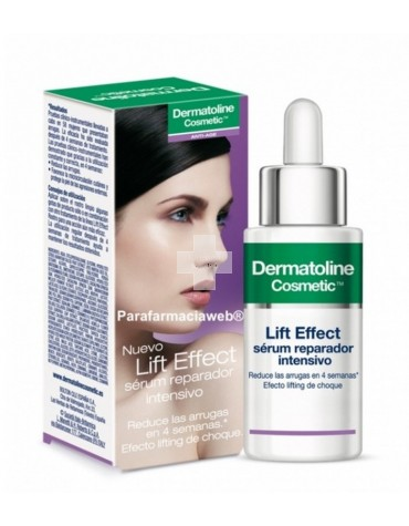 Dermatoline Cosmetic Lift Effect Sérum Reparador