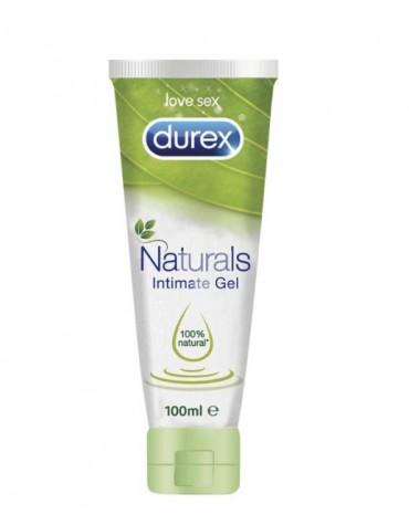 DUREX NATURALS GEL INTIMO 100 ML