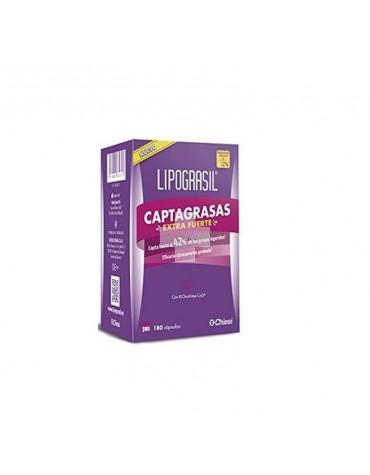 Lipograsil capta grasa extra fuerte 180 cápsulas
