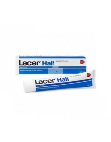Lacer Hali Gel 125ml. Eficaz contra el mal aliento.