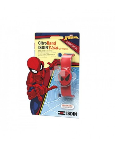 CitroBand Isdin Kids (Pulsera Spiderman)