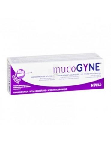 Mucogyne Gel Intimo No Hormonal 40 ml. Restaura la mucosa vulvovaginal.