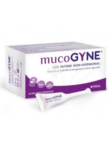 MUCOGYNE GEL INTIMO NO HORMONAL 8X5ML