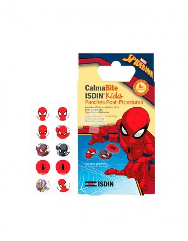 CalmaBite Isdin Kids Parches Post Picaduras (Spiderman)