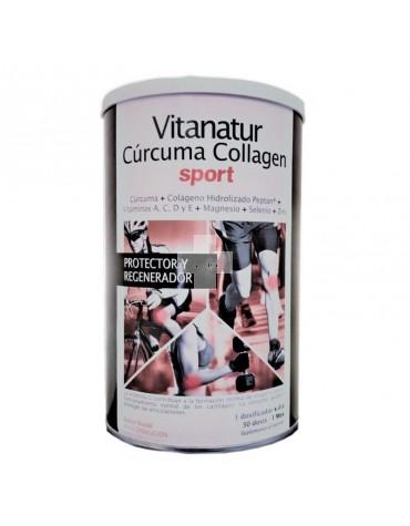 Vitanatur Cúrcuma Collagen sport 360 g