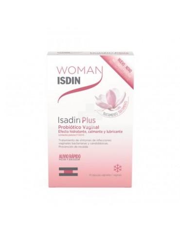 WOMAN ISDIN Isadin Plus 10 caps vag.