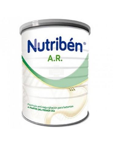 Nutribén AR 800 g leche reduce los síntomas de la regurgitación del bebé