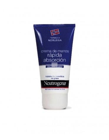 Neutrogena Crema de Manos de Rápida Absorción 75 ml