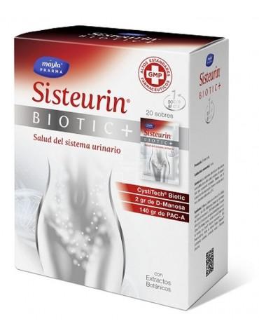 SISTEURIN BIOTIC+ 20 SOBRES