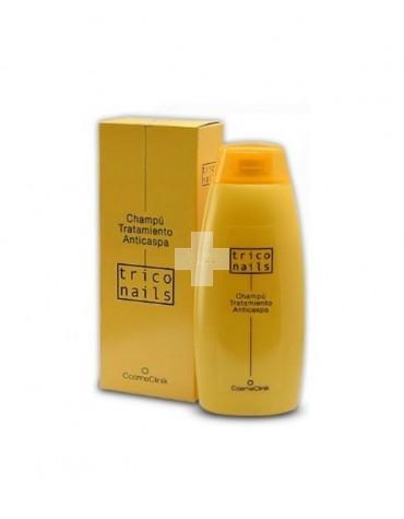 Triconails Champú Anticaída 250 ml. Acción estimulante para cabellos desvitalizados y con caída excesiva.