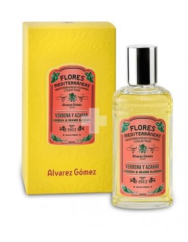 Colonia de Flores Mediterráneas Verbena y Azahar
